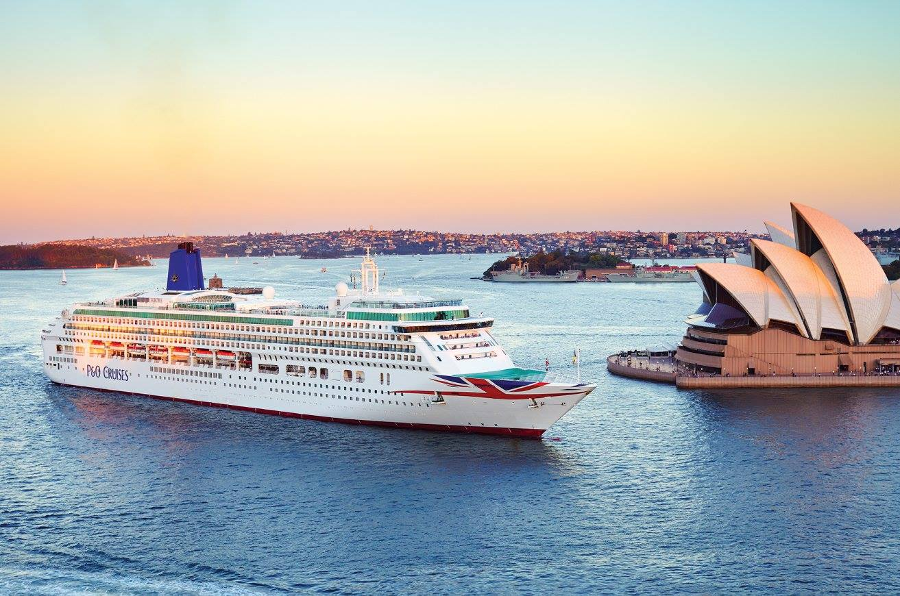 PO Cruises Itineraries And World Cruise And South America - Cruise to south america